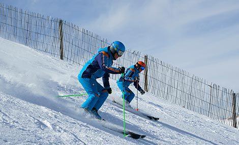 clases particulars ski