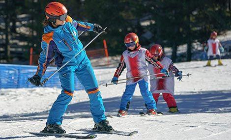 cursets ski molina